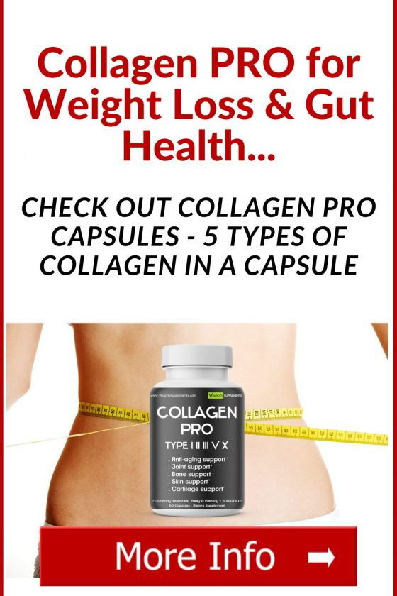 Collagen Supplement for Weight Loss & Gut Health