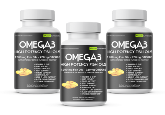 Free Fish Oil with Purchase Over $35
